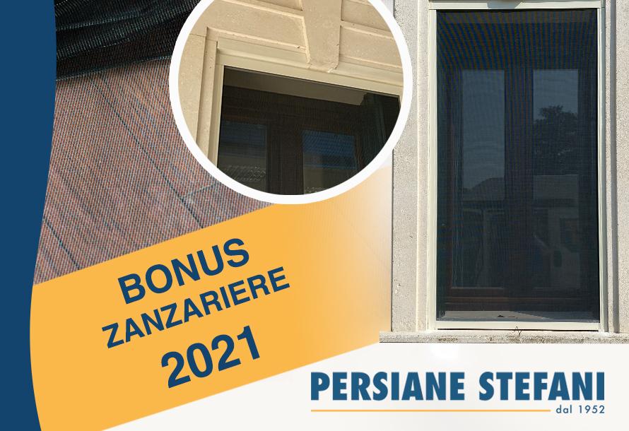 Zanzariere approfitta del bonus 2021
